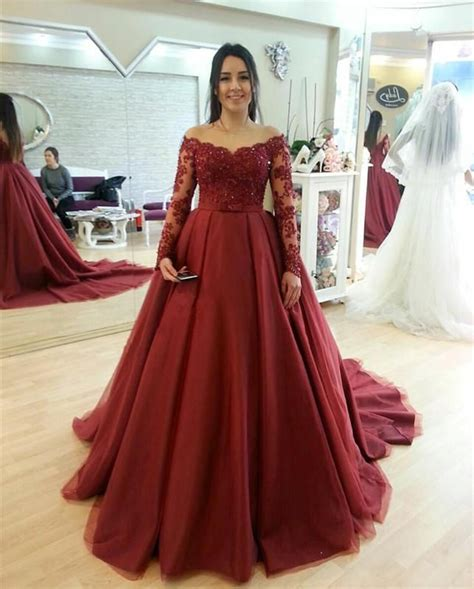 Item:Ball Gowns Prom Dresses Occasion:Prom,Evening,Wedding ...