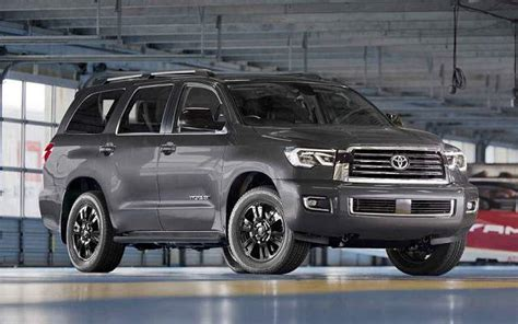 2019 Toyota Sequoia Review, Price  2018  2019 New Suv