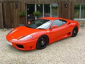 2001 Ferrari 360 - Pictures