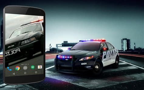 Police Car Live Wallpaper Apk Download