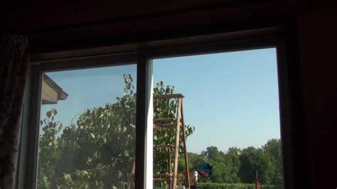 fix  sticking hard  openclose sliding glass door