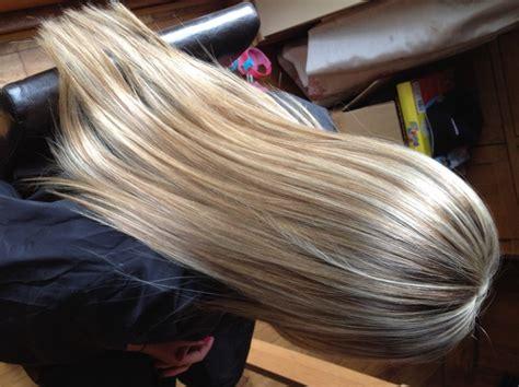 ladies full head foils   cut emma leigh cardiff