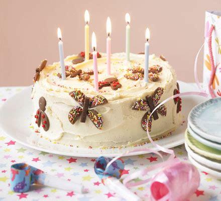 birthday bug cake recipe bbc good food