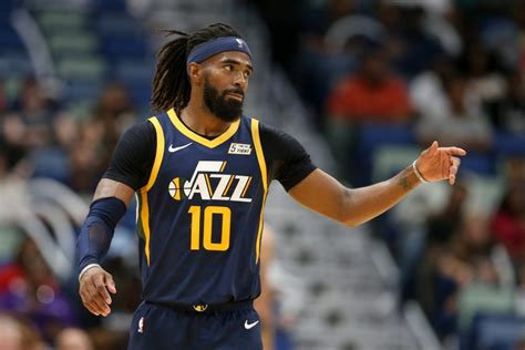 Mike Conley Hopes To Re-Sign With Jazz   Hoops Rumors