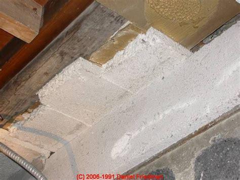 asbestos heat sound insulation manufacture