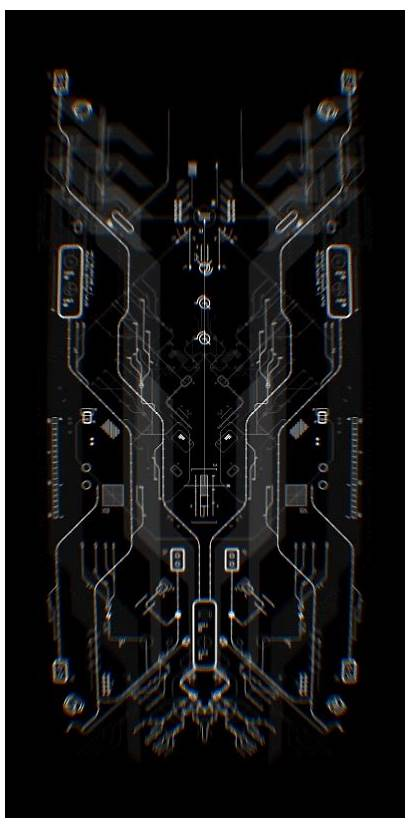 Ui Sci Fi Interface Futuristic Dy Cyberpunk