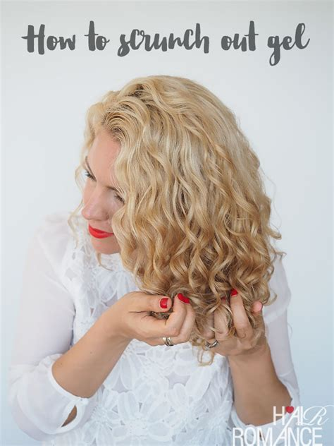 how to style curly wavy hair how to style curly hair with gel hair 1727