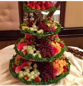 Tray Fruit Platter Ideas