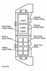 Wiring Diagram  32 2001 Ford Explorer Sport Fuse Diagram