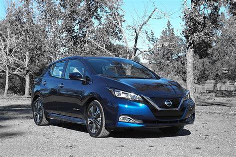 2018 Nissan LEAF: More Refined, Longer Range [Review ...