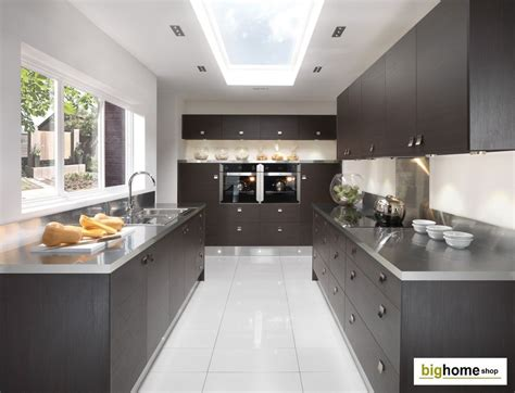 fitted kitchens darktruffle contemporary kitchen units