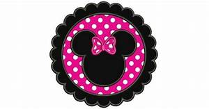 Cowboy Applique Designs Circle Minnie Mouse Ears Applique Machine Embroidery