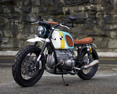 Bmw Motorcycle Commercial by The Bmw R60 6 Custom Motorcycle By Vintage Is A