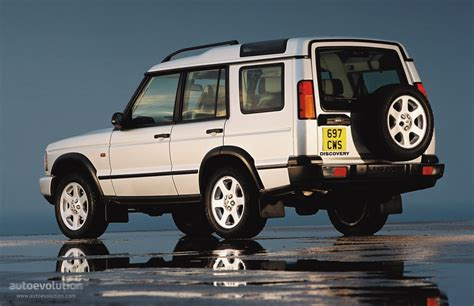 old white land land rover discovery 2002 2003 2004 autoevolution