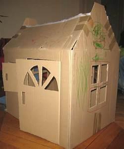 Comment Faire Une Maison : comment fabriquer une maison en carton l 39 impression 3d ~ Dallasstarsshop.com Idées de Décoration