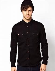 Black Jeans Black Shirt - Jeans Am