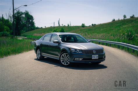 Volkswagon Passat Reviews by Review 2016 Volkswagen Passat Canadian Auto Review
