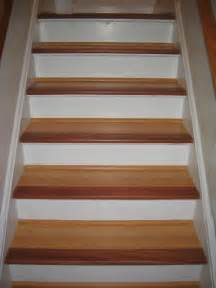 stairs treads and risers hardwood floor accessories by direct cherry