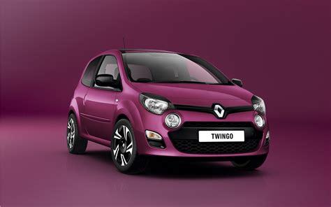 2012 Renault Twingo Wallpaper