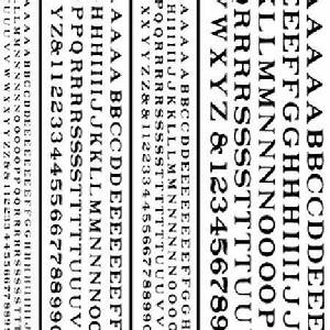 dry transfer roman decals tammies hobbies With dry transfer lettering for electronics