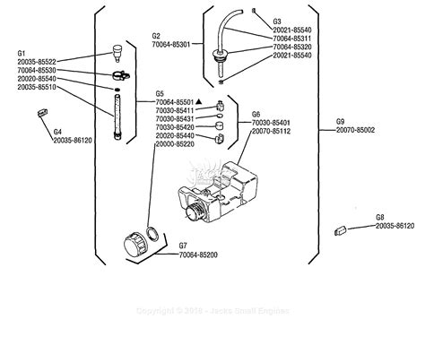 F18 Diagram Of Engine by Shindaiwa F18 Parts Diagram For Fuel Tank Assembly