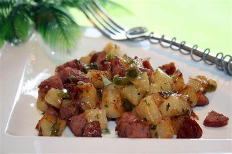 Kielbasa and Potato Skillet Recipe