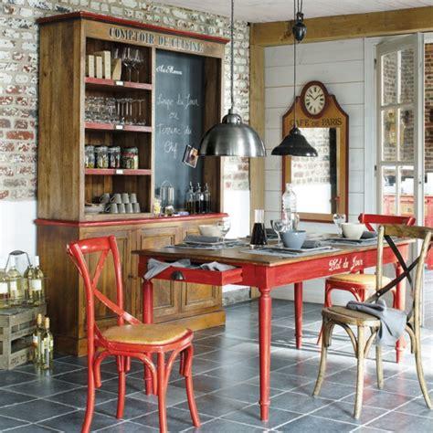 cuisine style bistrot parisien cuisine bistrot 23 idées déco pour un style bistrot