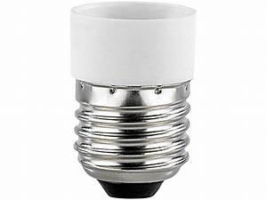 E14 Zu E27 : lunartec lampensockel adapter e27 auf e14 4er set ~ Markanthonyermac.com Haus und Dekorationen