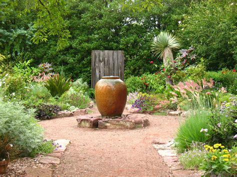 Mediterranean Garden  Willowwood Arboretum, New Jersey