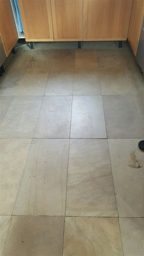 sealing tips for sandstone kitchen floor tiles