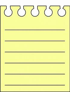 Lined Paper Clip Art | Search Results | Calendar 2015
