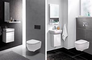 Möbel Gäste Wc : gaste wc fliesen wie hoch kreative ideen f r ~ Michelbontemps.com Haus und Dekorationen