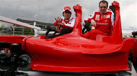 Ferrari's alonso and massa ride world's fastest rollercoaster at ferrari world. Ferrari Formula Rossa roller coaster details revealed, 0-100 kmh in 2.0 seconds video