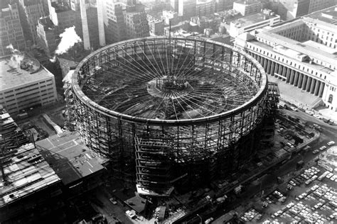 Madison Square Garden's Many Incarnations — And Locations