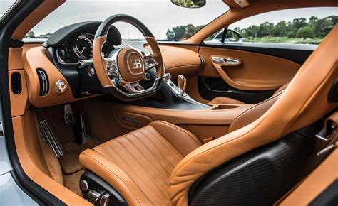 Thus the body is constructed of handmade carbon fibre parts coloured dark blue so. What it's like to drive a Bugatti Chiron - NY Daily News