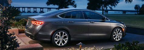 impressive fuel economy rating   chrysler  sedan