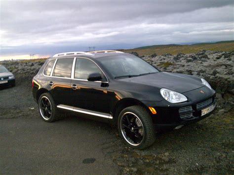 2004 Porsche Cayenne Reliability by Review Porsche Cayenne S 2004 Allgermancars Net