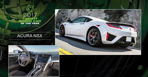 Connected, Suv, Luxury Award Winners  Green Car Journal
