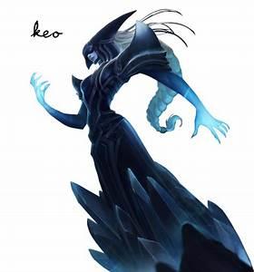 Lissandra by Aliasear on DeviantArt