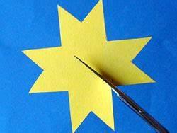 Sterne Zum Aufhängen : einen stern basteln basteln gestalten ~ A.2002-acura-tl-radio.info Haus und Dekorationen