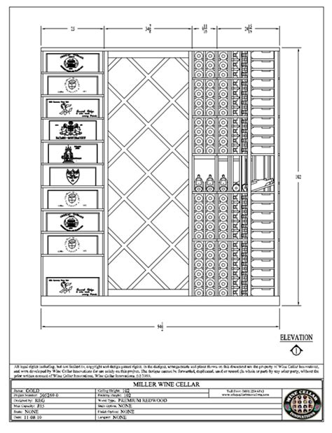 Wine Cellar Design – Your First Thought to Completed Design