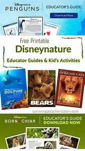 Disney Nature Videos   Teacher Guides