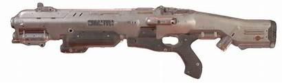 Shotgun Combat Doom Weapons Reader Male Baron