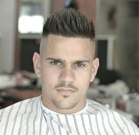 Faux Hawk Hairstyle by The 40 Faux Hawk Haircuts For