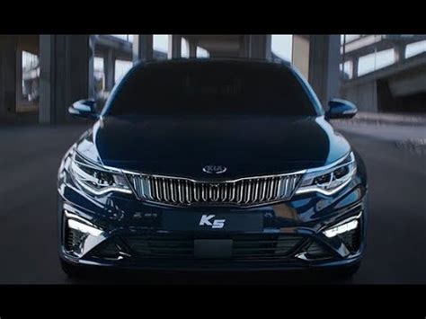 Kia K5 2019 by 2019 Kia Optima K5 Facelift Interior And Exterior