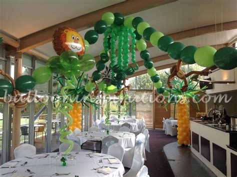 themed childrens parties jungle themed birthday party