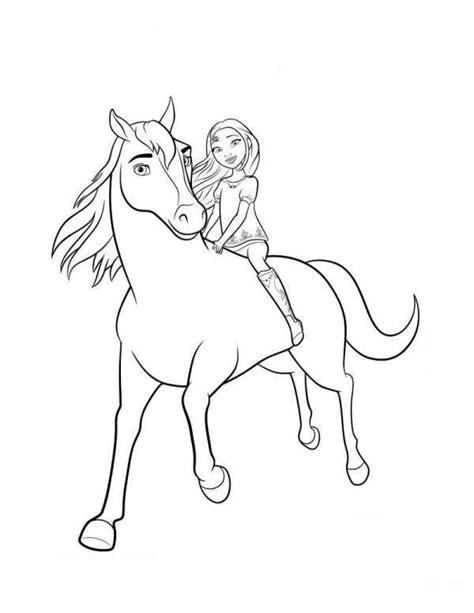 Kleurplaat Paarden Uitprinten by N Nieuwe Kleurplaten