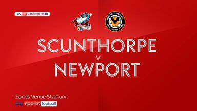Scunthorpe United Squad & Players - Sky Sports Football