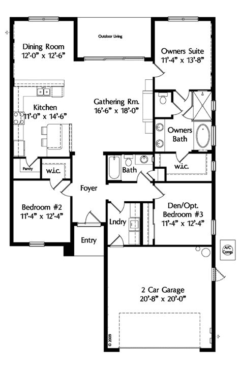 one level house plans house plan 64638 at familyhomeplans com