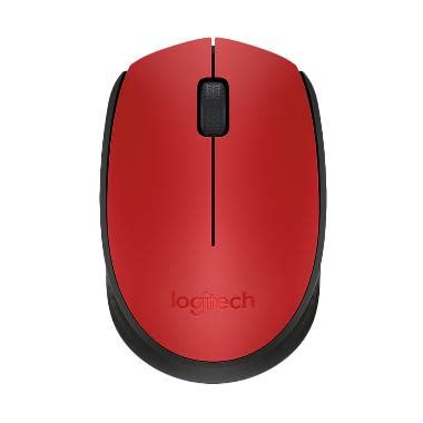 logitech wireless mouse m187 merah jual mouse bluetooth wireless logitech harga menarik